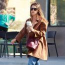 Jessica Alba – On a coffee run in Palm Springs November 19, 2018