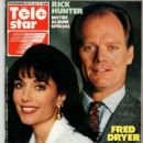 Hunter - Télé Star Magazine Cover [France] (16 March 1992)