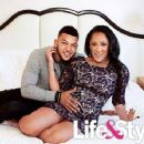 "'Bad Girls Club' Star Natalie Nunn Reveals, ""I'm Pregnant!"""