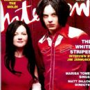 Jack White, Meg White - Interview Magazine Cover [United States] (May 2003)
