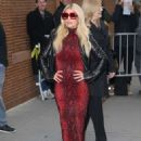 Jessica Simpson – Arrives at The View in New York - 454 x 607