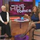 Amber Rose on The Wendy Williams Show in New York City - November 8, 2011