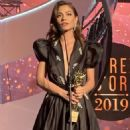 Demet Özdemir and Can Yaman : Murex D'or Awards - 454 x 1168