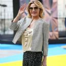 Kim Cattrall – Royal Academy of Arts Summer Exhibition Preview Party in London - 454 x 596
