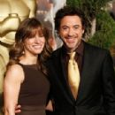 Robert Downey, Jr. and Susan Levin - 300 x 412