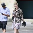 Alice Eve – Out in Los Angeles - 454 x 588