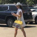Brooke Burke in Mini Dress – Out in Malibu - 454 x 668