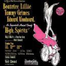 High Spirits Original 1964 Broadway Cast ,Hugh Martin Timothy Gray - 300 x 300