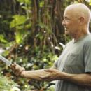 Terry O´Quinn as Locke/Smoke Monster on Lost (Ep.6x06 - Sundown)