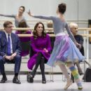 The Duchess Of Cambridge Visits The Royal Opera House - 454 x 306