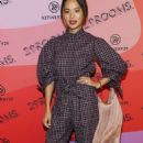 Jamie Chung – Refinery29 29Rooms New York 2018 – Expand Your Reality Opening Party in Brooklyn - 454 x 771