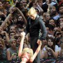 Cheryl Cole and Derek Hough's Steamy Dance Routine