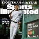 Derek Jeter - Sports Illustrated Magazine Cover [United States] (7 December 2009)