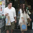 Kate Beckinsale - Brentwood Candids, 27.07.2008.