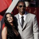 Kobe Bryant and Vanessa Bryant