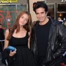 David Copperfield and Chloe Gosselin - 454 x 594