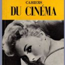 Kim Novak - Cahiers du Cinéma Magazine Cover [France] (June 1956)
