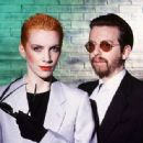 David A. Stewart and Annie Lennox - 454 x 336
