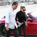 Jennifer Lopez – arrives at the gym in Miami Beach