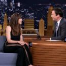 Jessica Biel on 'The Tonight Show Starring Jimmy Fallon' in New York - 454 x 322
