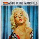 Jayne Mansfield - Cinemonde Magazine Pictorial [France] (11 July 1967) - 454 x 597