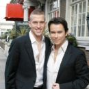 Stephen Gately and Andrew Cowles - 430 x 649