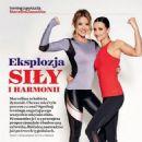 Marcelina Zawadzka - Shape Magazine Pictorial [Poland] (December 2016) - 454 x 455