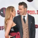 Ryan Reynolds and Blake Lively :  'Deadpool 2' New York Screening - 413 x 600