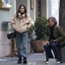 Tini Stoessel – Out in Madrid - 454 x 303