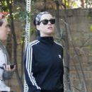 Katy Perry Out With Friends In La