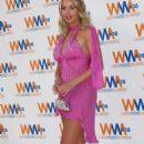 Valeria Marini - 2008 Wind Music Awards In Rome, Italy - June 3 2008