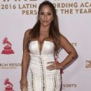 Jackie Guerrido– 2016 Latin Recording Academy Person of the Year in Las Vegas - 454 x 636