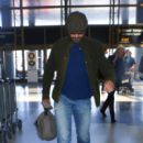 Gerard Butler is seen at LAX - 400 x 600