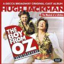 The Boy from Oz 2003  Original Broadway Musical Starring Hugh Jackman
