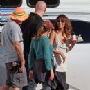 Halle Berry Extant Set In La