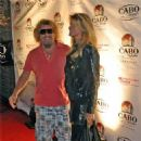 Sammy Hagar and wife Kari