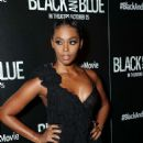 Nafessa Williams – 'Black and Blue' Special Screening in New York - 454 x 681