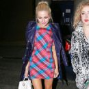 Pixie Lott leaving the Mahiki Nightclub in London December 22, 2014 - 454 x 705