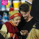 Miley Cyrus and Patrick Schwarzenegger - 454 x 573