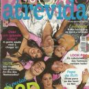 Rbd - Atrevida Magazine Cover [Brazil] (June 2006)