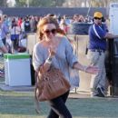 Lauren Conrad: at the Coachella Music Festival 2012