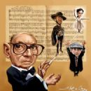 Ennio Morricone  -  Wallpaper