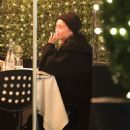 Mary-Kate and Ashley Olsen – Dinner together at the Mark Hotel in New York