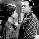 Janet Leigh and Van Heflin