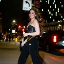 Hailee Steinfeld – Night out in NYC
