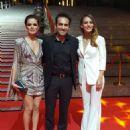Özge Özpirinççi , Nilay Deniz & Bugra Gülsoy Pantene Altın Kelebek (Golden Butterfly) Awards