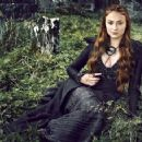 Sophie Turner as Sansa Stark in Game of Thrones - Entertainment Weekly Magazine Pictorial [United States] (1 April 2016)