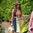 Pippa Middleton: arriving at the U.S. Open in New York City