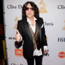 Recording artist Paul Stanley attends the 2016 Pre-GRAMMY Gala and Salute to Industry Icons honoring Irving Azoff at The Beverly Hilton Hotel on February 14, 2016 in Beverly Hills, California.