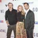 Leven Rambin – 'Gone' TV Series Photocall in Paris - 454 x 681
